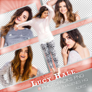 Photopack Png Lucy Hale by stephanyad