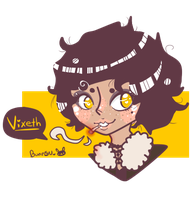 Vixeth by TinyWalrus