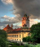 Volksbad Muenchen by Mantis-nk
