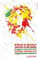 Back to Roots - Flyer by cabezadecondor