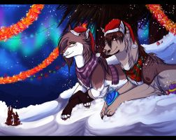 :-Christmas Time-: by Ronkeyroo