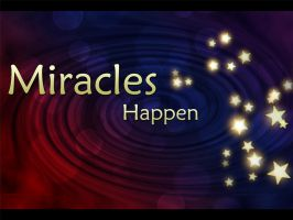 Miracles Wallpaper Pack by soumyasm