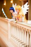 Anarchy Panty and Stocking by Torchilina