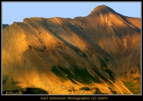 Banff Mountains 1 by KSPhotographic