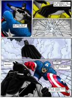 batman vs captain america pg4 by rocksilesbarcellos