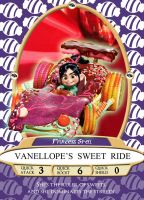 Sorcerers of the Magic Kingdom :Vanellope: by Xelku9