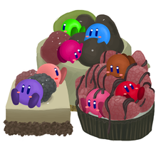 Sweet Tooth: Kirby Edition by KD476