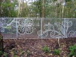 WIRE FENCE LACE by isabelle13280