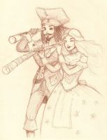 A Pirate's Life for Me by Elsaaaa