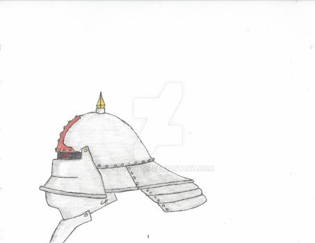 Knights' Helm07042016 by Dadonness
