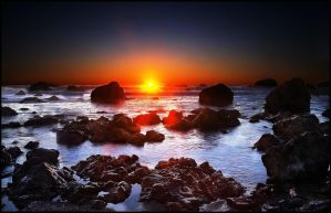 Bodega Bay, CA by kimjew