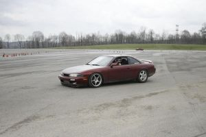Drift: Red S14 by MusicRonin