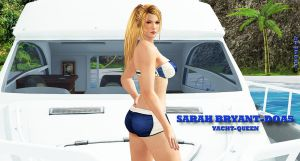 Sarah Bryant-DOA5      YACHT-QUEEN by blw7920