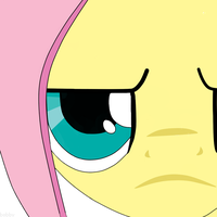 angry fluttershy by bobbyishere