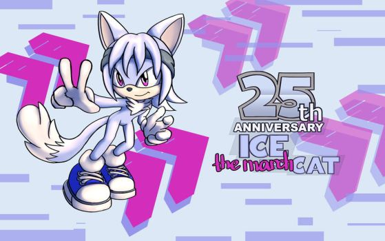 Ice.TmC 25th Anniversary by F1Cheese