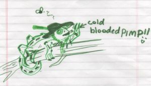 Coldblooded by Hafukyoudai