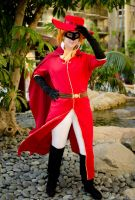 The Red Whirlwind by PraiseDivineMercy