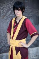 Avatar the Last Airbender - Prince Zuko by GreenTea-Cosplay