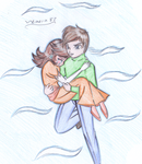 Luigi X Daisy- I got you by Kimeria87
