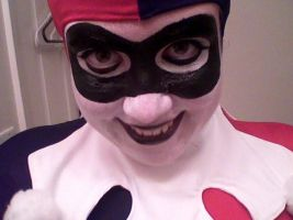more costume by ClownGirlHarley