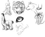 Sketches July 20, 2014 by TCLindsay