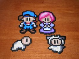 Harvest Moon SNES: Family by Magnus8907