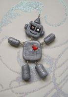 Hickory the TinMan by PORGEcreations