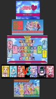 Precure All-Star VS. by gaming123456