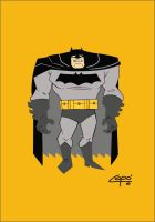 Batman by jorgecopo