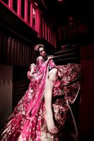 Oiran style by rolan666