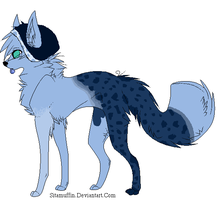 Canine / Wolf / Scene Adoptable (OPEN) by ProgramOllie