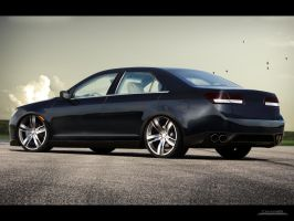 Lincoln MKZ 2010 by Center68