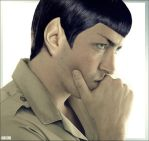 Lee Pace as a vulcan by Nagini-snake