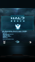 Halo UNSC - SE Satio Wall by Crussong