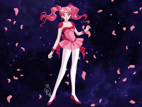 Amazoness Scouts extra: Chibiusa by Lovely-Girl-10