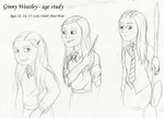 Ginny Age Study by The101stDalmatian