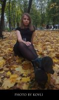 autumn sittings 9 by KovLi