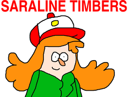Saraline Timbers from Welcome to the Wayne by MikeEddyAdmirer89