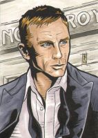 COMMISSION PSC - James Bond by The-Real-NComics