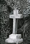 Grave stone sketch by MetalOxide-Creations