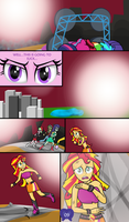 Equestrian City - Issue 0, Page 9 by DeannaPhantom13
