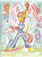 Never Give Up by lordvader914