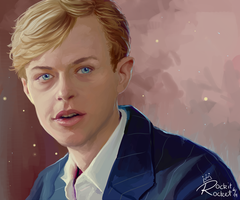 Dane DeHaan by RockitRocket-RIR