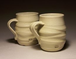 Coffe Cups 2 - Heath Reed by heathwreed
