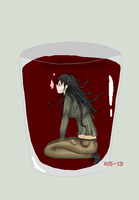 Mae in a Cup -my part- by Nami-san13