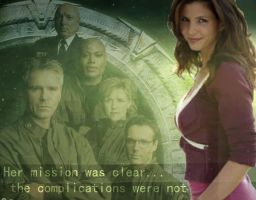 S3: O'Neill, Stargate SG1 by BrillianceoftheMoon