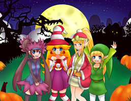 Happy Halloween! by CheloStracks