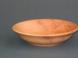 Turned Bowl by kheradruakh
