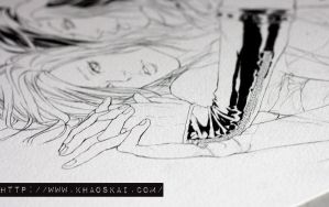 .DIO. ink preview by khaoskai