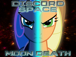 Discord Space: Moon Death Cover/Indez by Jokie155